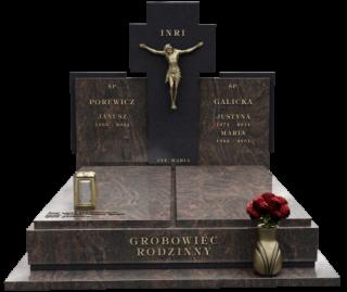 pomnik dwuosobowy